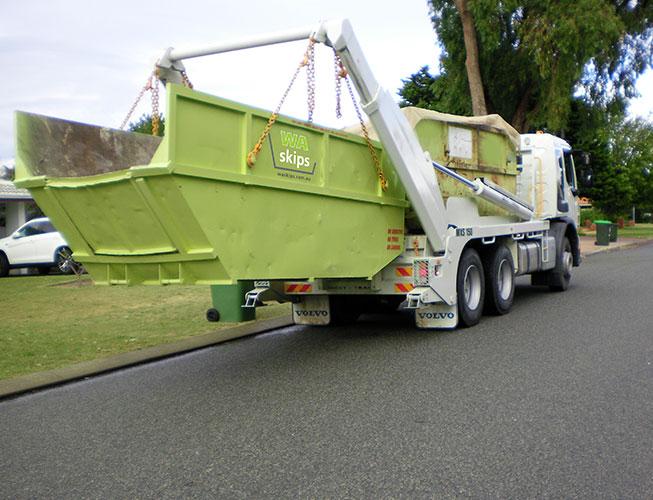 rubbish skip Perth - rubbish bins Perth - rubbish removal Perth
