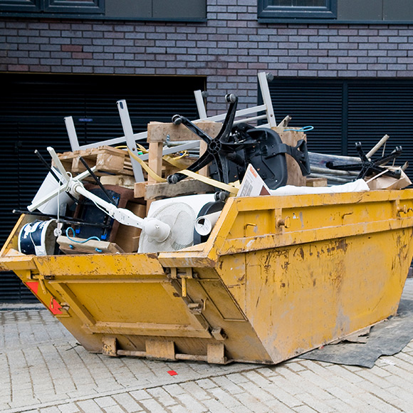 skip bins in Perth